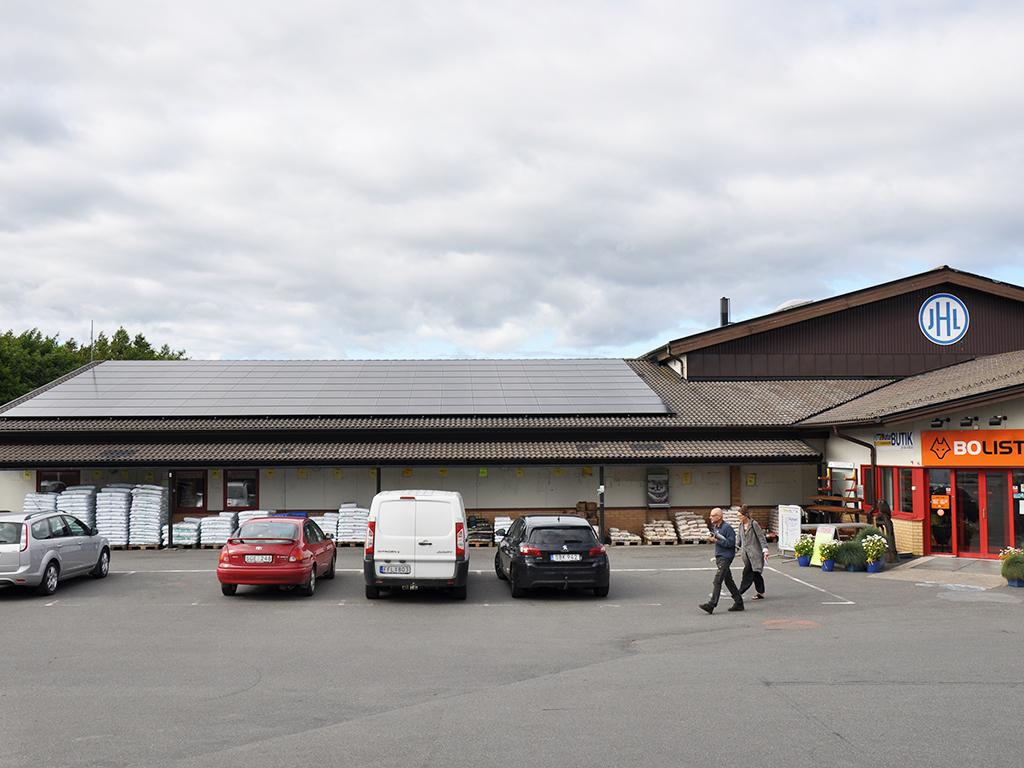 JHL i Tommarp Futura Energi